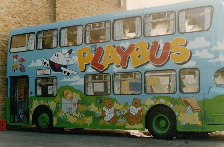 Leyland Atlantean Playbus