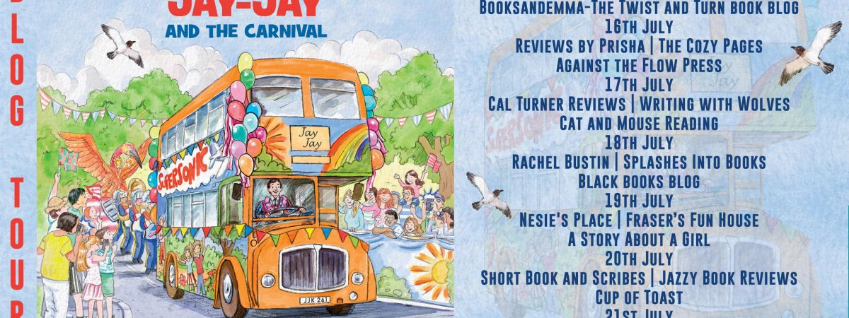 Carnival Fun - blog tour
