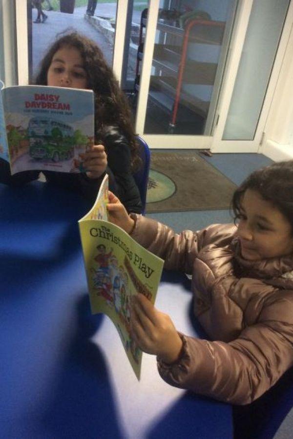 Kenningtons School Author Visit (Essex)