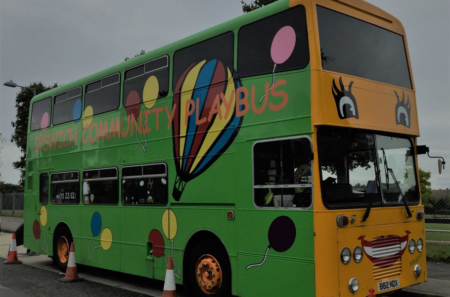 Maggie - The Ipswich Playbus