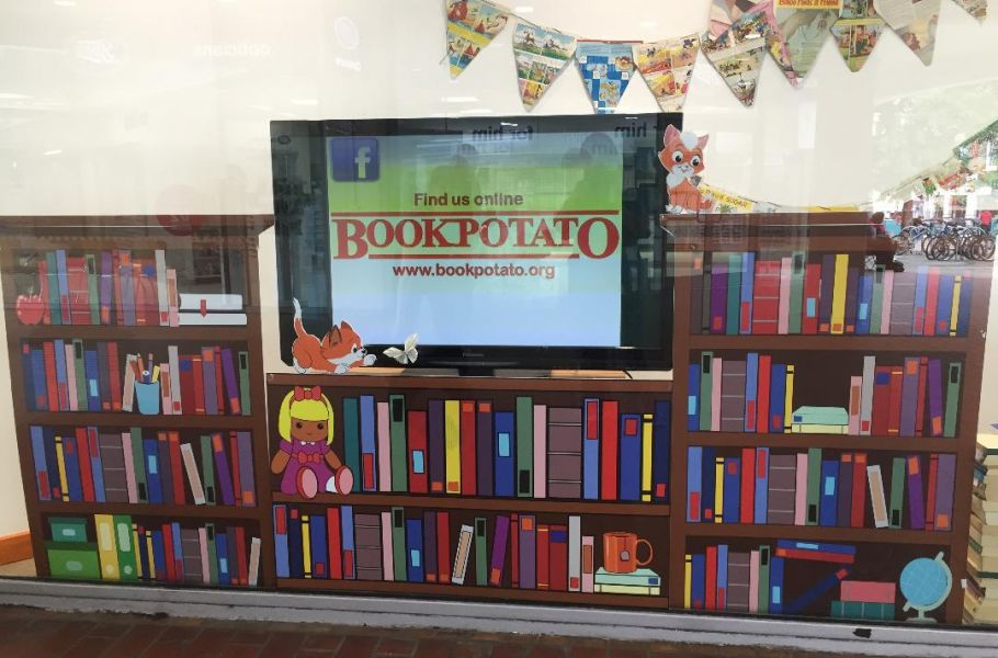 Book Potato - Independent Bookshop